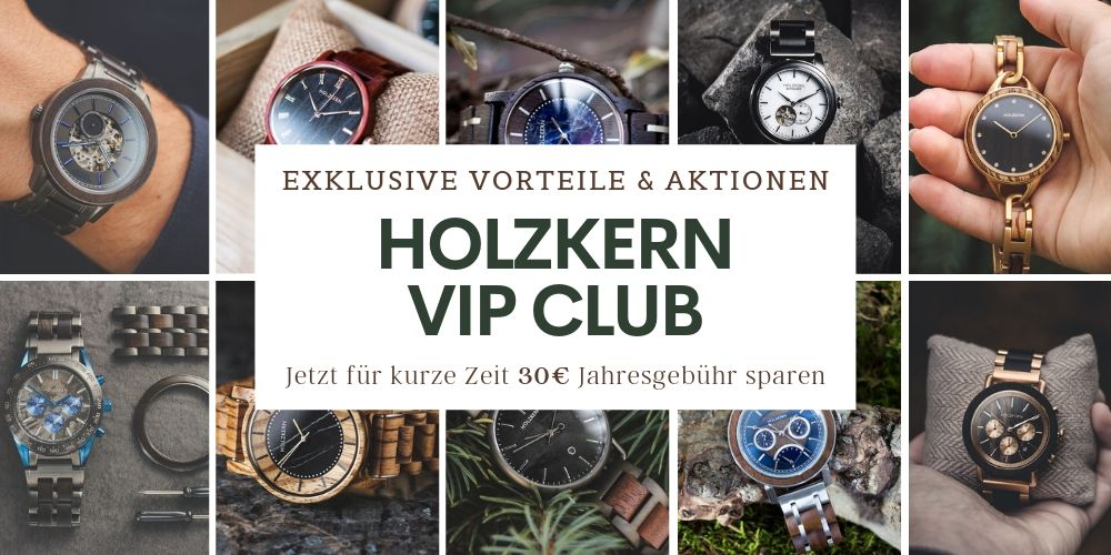 Der Holzkern VIP Club