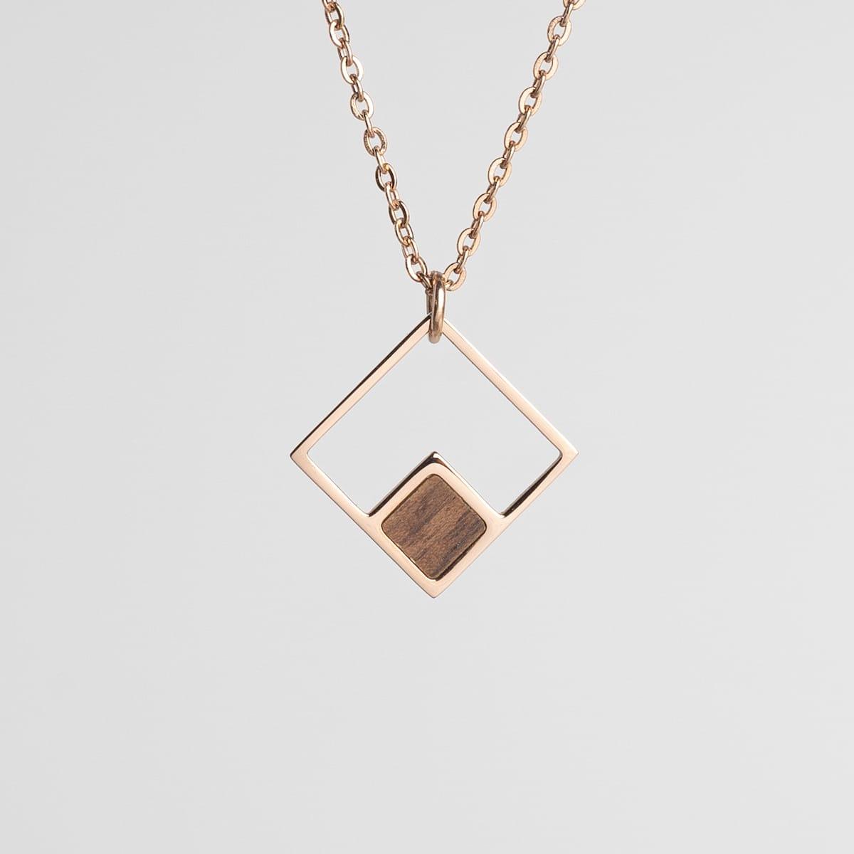 Geometric Necklace €55