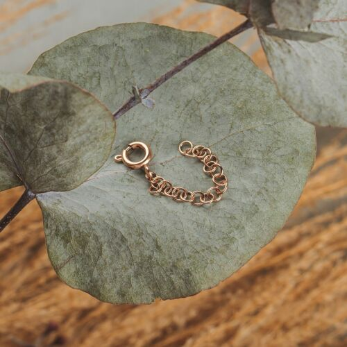 Jewelry Extender (Rose Gold, 4cm)
