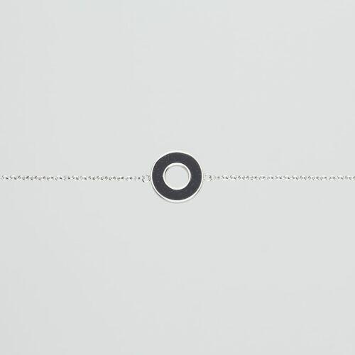 Bracelet Ornament (Grès/Argent)
