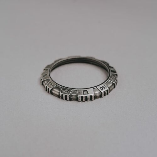 Bezel Pasiphae (Antique Silver)