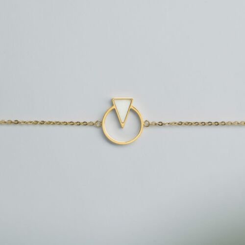 Focus Armband (Marmor/Gold)