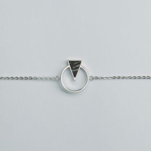 Focus Armband (Marmor/Silber)