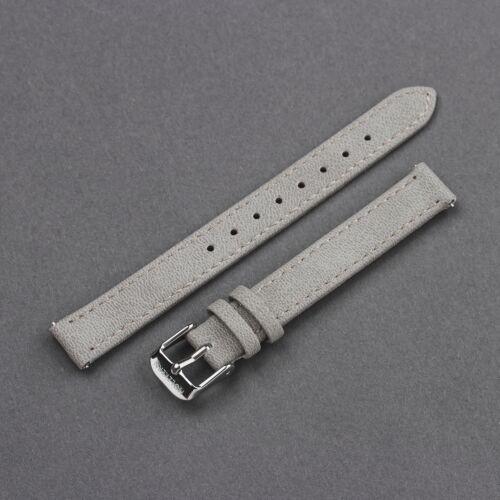 Strap Lia 12mm Vegan (Gris/Argent)
