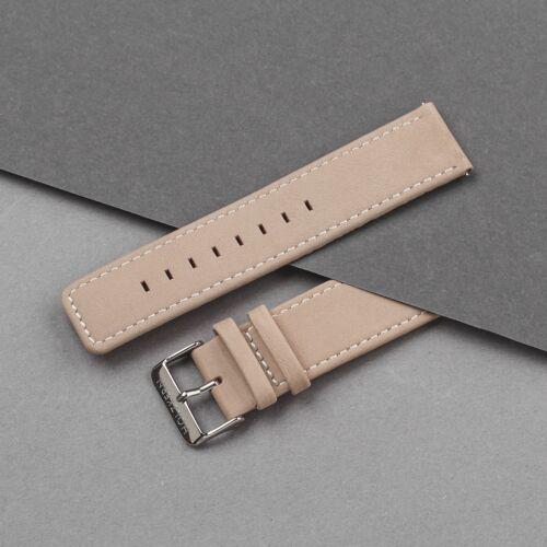 Strap Robin 22mm (Grau/Silber)