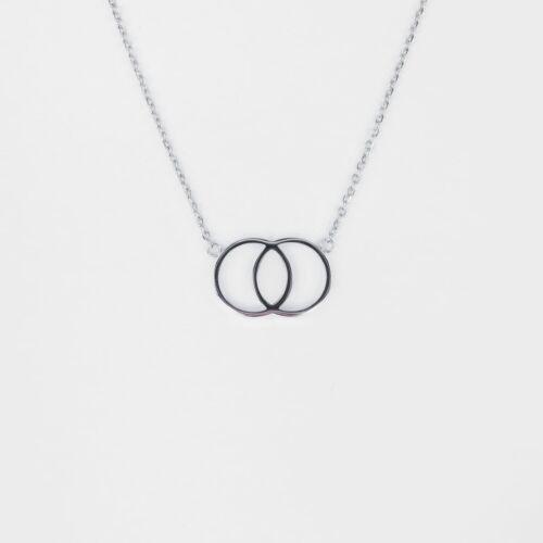 Effigies Halskette (Marmor/Silber)