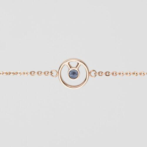 Concentric Armband (Marmor/Rosé)