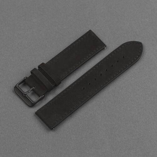 Strap Tim 22mm (Schwarz/Schwarz)