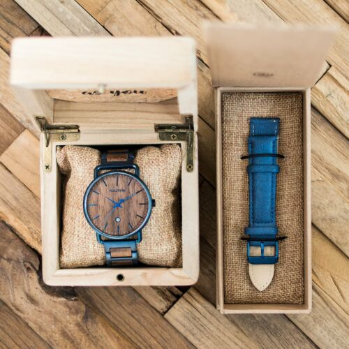 Armband 20mm (Blau/Blau)