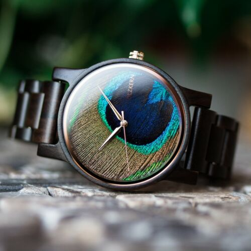 The Sensual (Leadwood/Peacock feather)