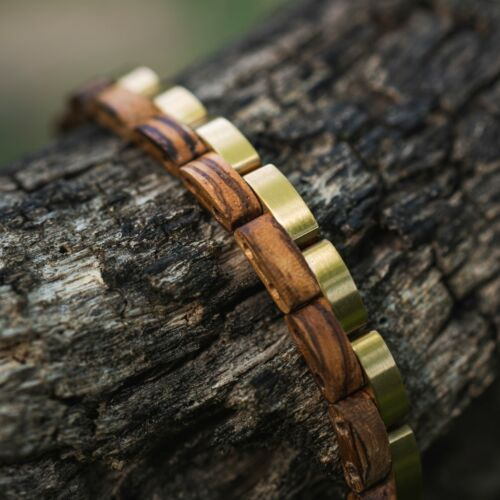 Duet (Zebrawood/Or)