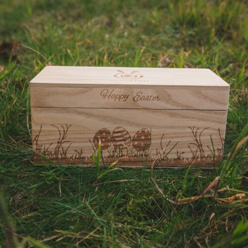 Caja Doble Hoppy Easter