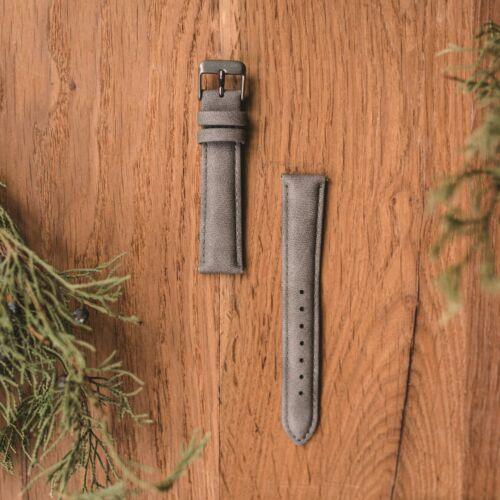 Strap Eric 18mm Vegan (Grey/Grey)