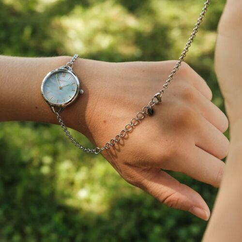 Bracelet fastening tool (Silver)
