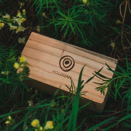 Holzkern Doppelbox