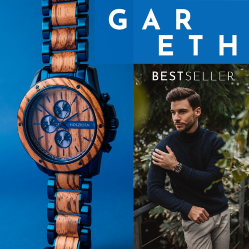 Our bestseller Gareth (45mm)