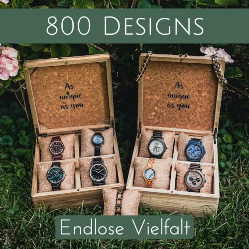800 Designs – Grenzenlose Möglichkeiten