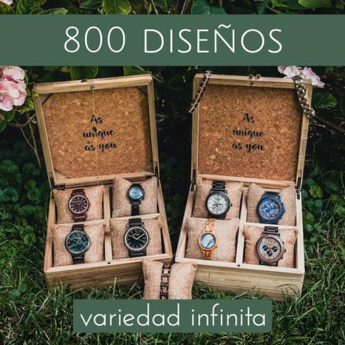 800 diseños - Posibilidades ilimitadas