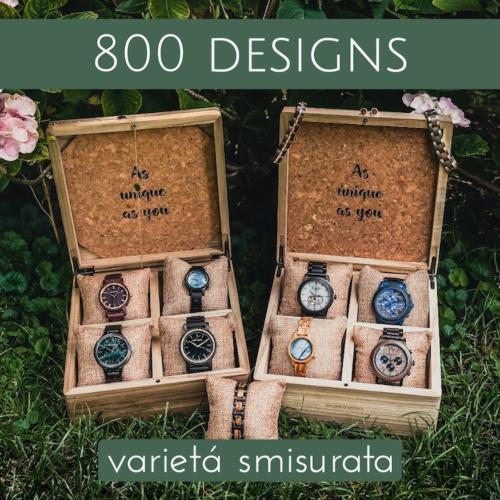 800 designs – Possibilità infinite