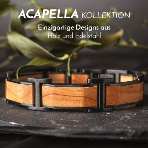 Die Acapella Bandlet-Kollektion