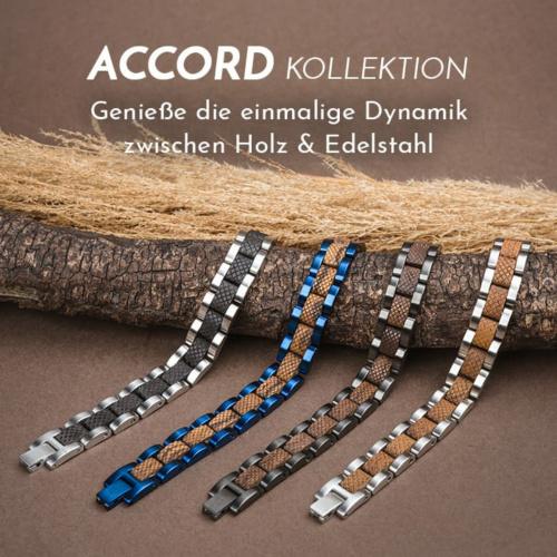Die Accord Bandlet-Kollektion