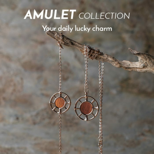 The Amulet Jewelry Collection