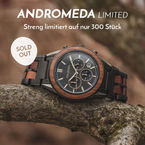 Die Andromeda Limited Edition (43mm)