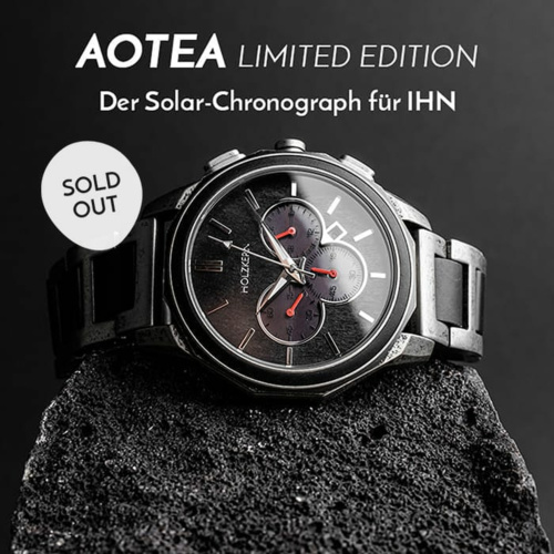 Die Aotea Limited Edition (43mm)