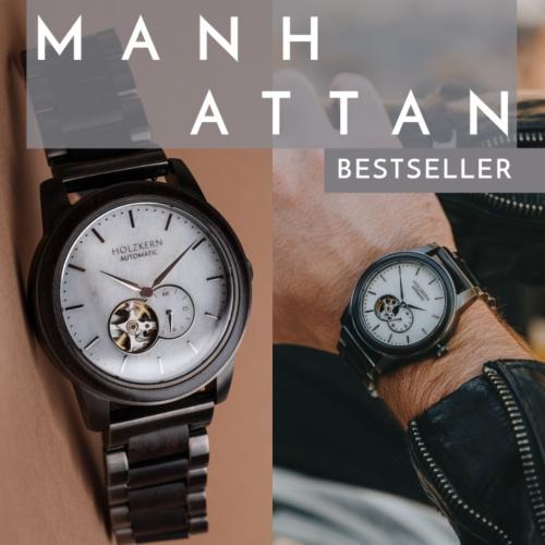 Il nostro bestseller Manhattan (42mm)