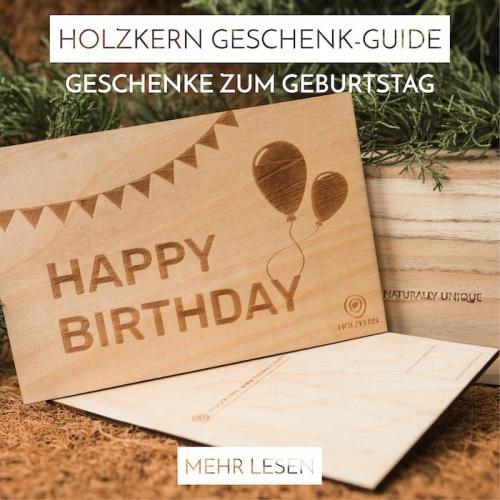 Geschenke zum Geburtstag