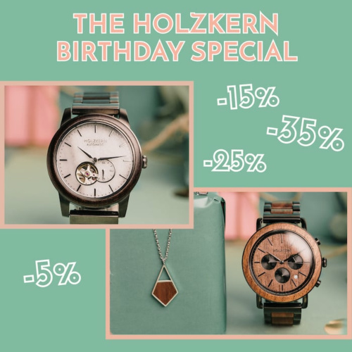 The Holzkern Birthday Special