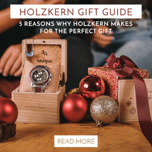 5 Reasons why Holzkern makes for the Perfect Gift