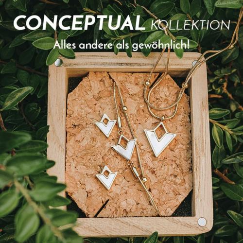Die Conceptual Schmuck-Kollektion