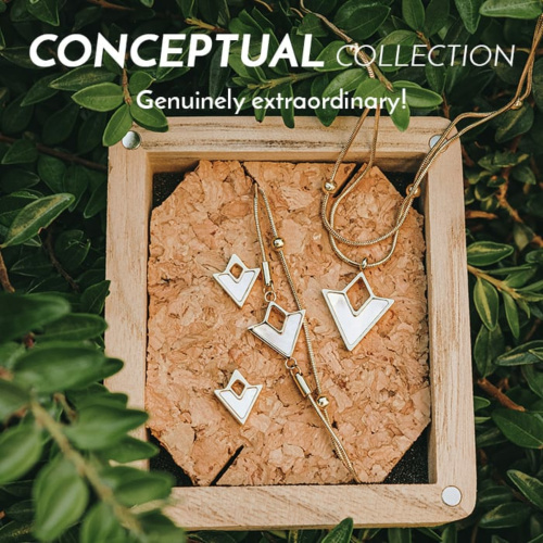 The Conceptual Jewellery Collection