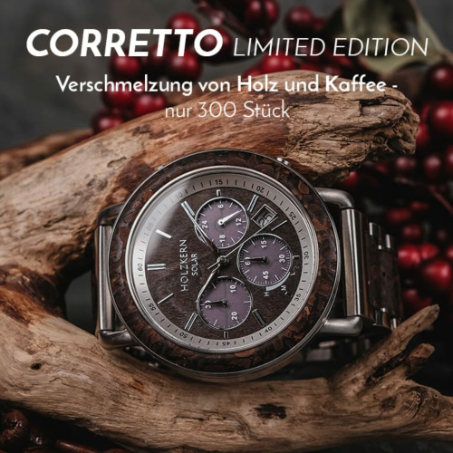 Die Corretto Limited Edition (45mm)