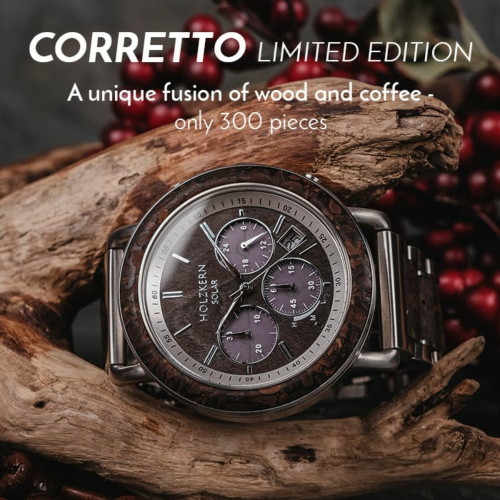 The Corretto Limited Edition (45mm)