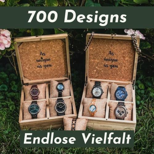 700 Designs – Grenzenlose Möglichkeiten
