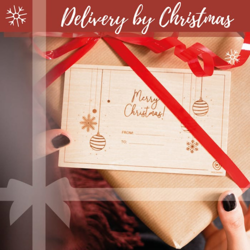 Delivery until Christmas