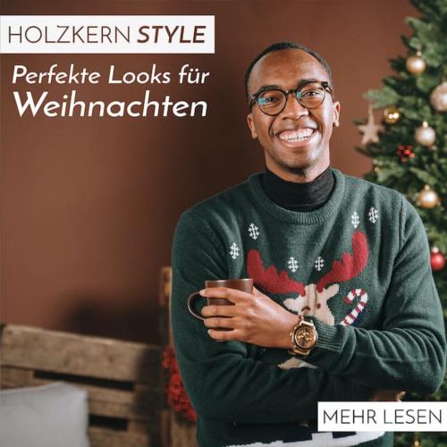 Perfekte Looks für Weihnachten by Holzkern