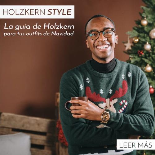 La guía de Holzkern para tus outfits de Navidad
