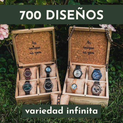 700 diseños - Posibilidades ilimitadas