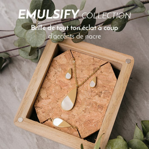 The Emulsify Jewelry Collection