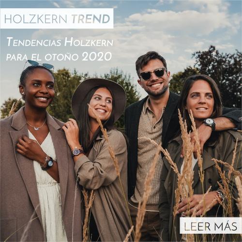 Tendencias Holzkern para el otoño 2020