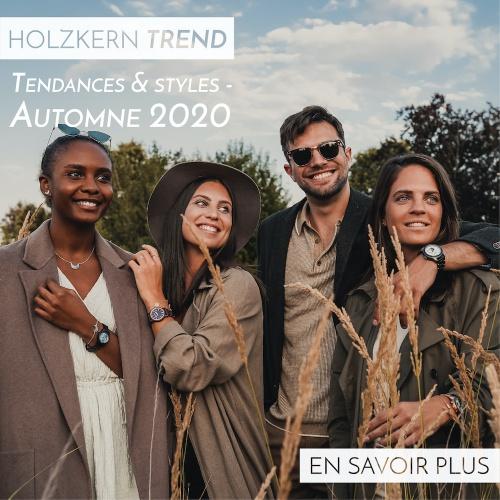 Tendances automne 2020 - Façon Holzkern