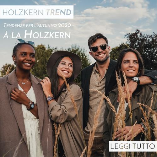 Tendenze per l'autunno 2020 - à la Holzkern