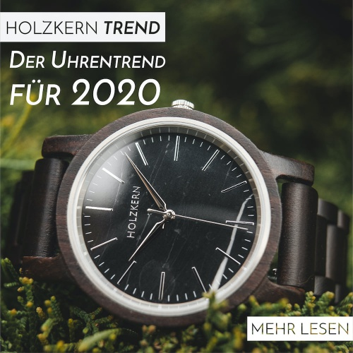 Der Uhrentrend für 2020