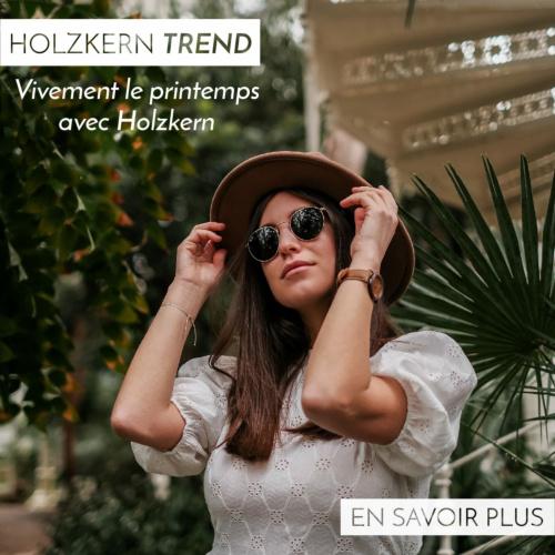 Vivement le printemps avec Holzkern