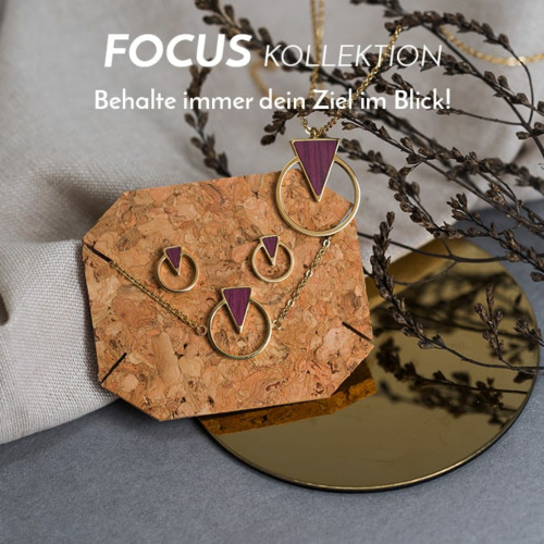 Die Focus Schmuck-Kollektion
