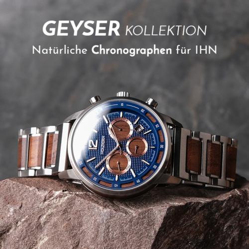 Die Geyser Kollektion (43mm)