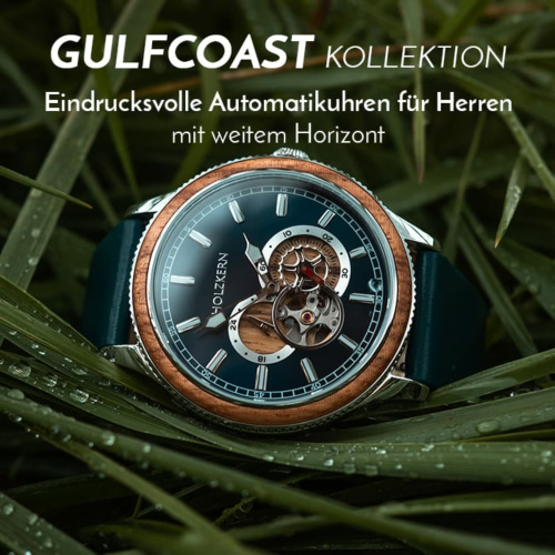 Die Gulfcoast Kollektion (45mm)